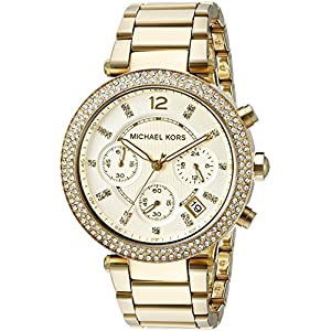 Michael Kors MK5354 Parker Women's Watch - Gold