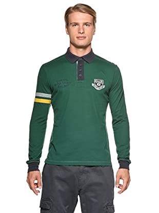 Datch Gym Polo Ermanno (Verde)