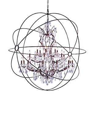 Urban Lights Hemisphere Pendant, Major, Bronze