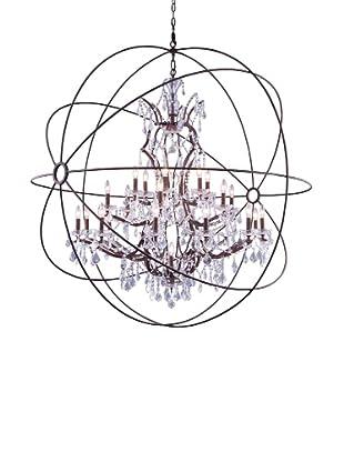 Urban Lights Hemisphere Pendant, Major, Bronze
