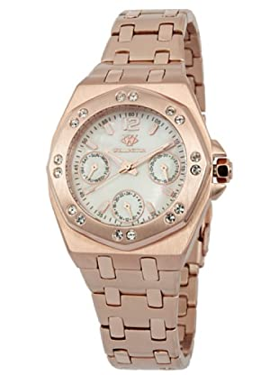 Wellington Damen-Armbanduhr XS Moana Analog Edelstahl beschichtet WN510-388