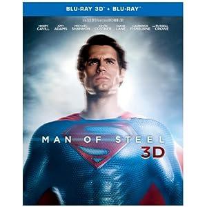 Blu-Ray Superman Man Of Steel