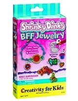 Shrinky Dinks BFF Best Friends Jewelry Bracelet Kit, Make 4 Bracelets