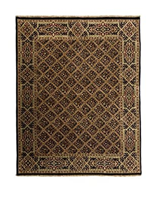 QURAMA Teppich Kirman elfenbein/mehrfarbig