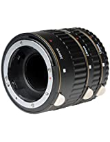 Vivitar VIV-EXT-N 3 Set Extension Tubes for Nikon
