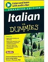 Italian For Dummies, Enhanced Edition