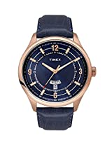 Timex Analog Blue Dial Men's Watch - TWEG14511