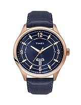 Timex Analog Blue Dial Men's Watch - TWEG14511