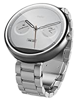 Motorola Mobility Moto 360 Androidwear Smartwatch for Android Devices 4.3 or Higher -  Natural Metal - 18mm