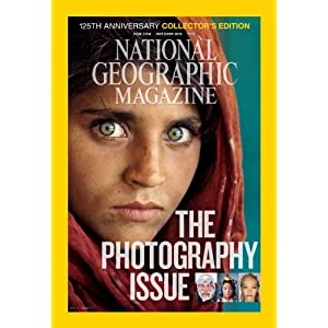 National Geographic 125th Anniversary Issue