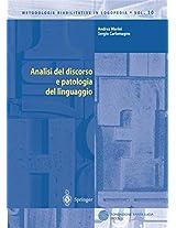 Analisi del discorso e patologia del linguaggio (Metodologie Riabilitative in Logopedia)