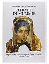 Ritratti Di Mummie Serie B: 4 (Repertorio D'arte Dell'egitto Greco-Romano)