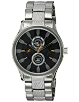 Fastrack Analog Multi-Colour Dial Men's Watch - 3001SM05