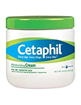 Cetaphil Moisturizing Cream, Fragrance Free - 16 Oz