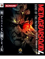 Metalgear Solid 4 (PS3)