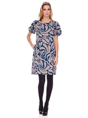 Tonalá Vestido Isa (Azul)