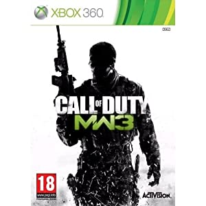 Call of Duty: Modern Warfare 3-XBOX 360
