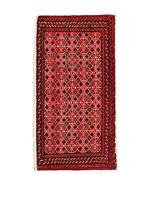RugSense Alfombra Persian Kelat Rojo/Multicolor