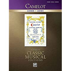 Camelot: Piano/Vocal/chords (Alfred's Classic Musical Editions)