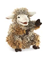 Woolly Lamb Puppet