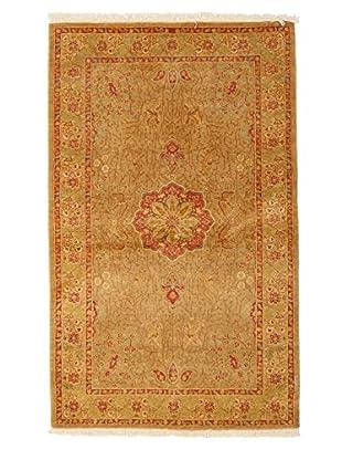 Darya Rugs Mogul Oriental Rug, Rust, 3' 2