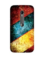 GripIt Grunge Case for Motorola MotoG 3rd Gen