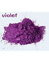 30g Healthy Natural Mineral Mica Powder Diy For Soap Dye Soap Colorant makeup eyeshadow Soap Powder (violet)