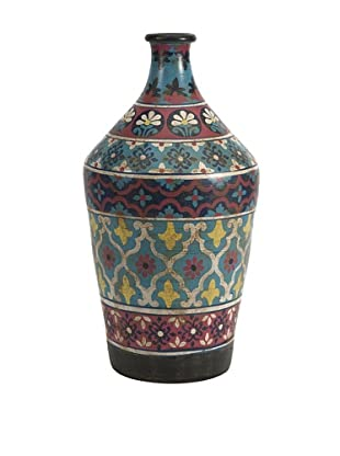 Kabir Small Hand Painted Vase