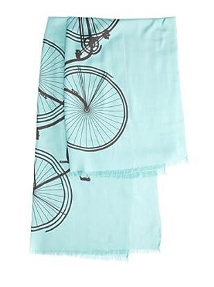 Vilagallo Foulard Bicicleta (Verde)