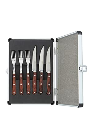 Pakka 6-Piece Steak Knife Set