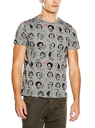 Desigual T-Shirt Manica Corta Ordinary Tee People