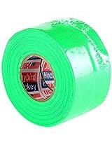 Jaybird & Mais Bright Green Cloth Hockey Tape (2-Pack)