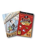 Childrens Treasure Island Set Book And Stickers