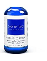 Day by Day Beauty Vitamin C + E + Hyaluronic Acid Serum for Fine Lines & Wrinkles