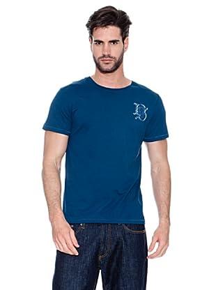 Paul Stragas Camiseta Orlando (Azul Índigo)