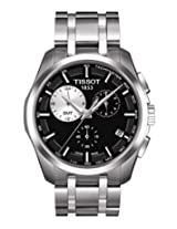 Tissot Chronograph Black Dial Men's Watch - T0354391105100