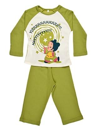 Bkb Pijama Infantil (Verde)