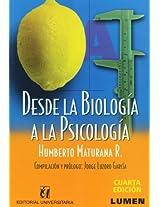 Desde La Biologia A LA Psicologia: 0