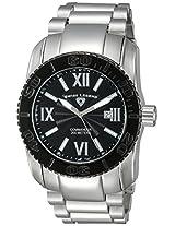 Swiss Legend Men's 10059-11-BB Commander Collection Stainless Steel Watch