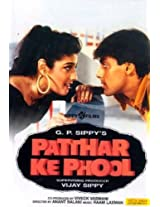 Patthar Ke Phool (1991) (Hindi Romance Film / Bollywood Movie / Indian Cinema DVD)