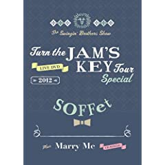 Turn the JAMfS KEY TOUR SPECIAL 2012 -2MC1DJ1TJB- + Marry Me [DVD]