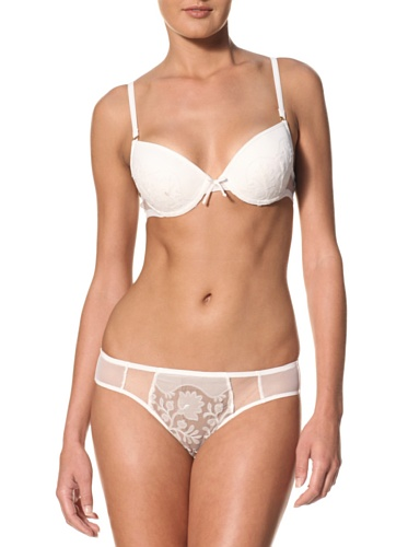 Valery Prestige Women's Twiggy Brief (Ivory)