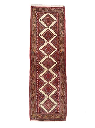 Rug Republic One Of A Kind Turkish Anatolian Hand Knotted, Multi Rug, 2' 1 x 9'