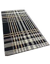 kruti overseas Carpet - 145 x 80 cm, Multi