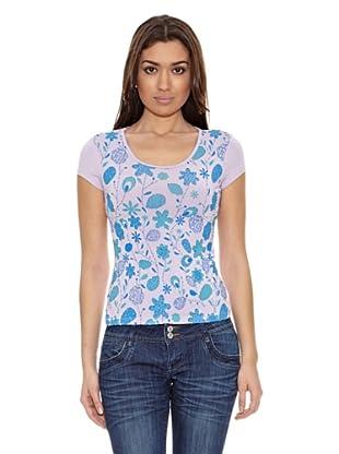 Sándalo Camiseta Gia5 (Violeta)