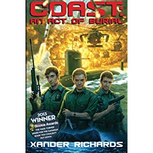 COAST: An Act Of Burial, byXander Richards