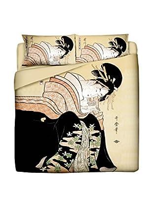 JAPAN MANIA by MANIFATTURE COTONIERE Bettwäsche Lettera D'Amore