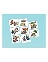Power Rangers Dino Charge Tattoo Favors (16 Pack) Party Supplies
