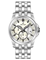 Westar Analog Light Champagne Dial Men's Watch 5612STN102