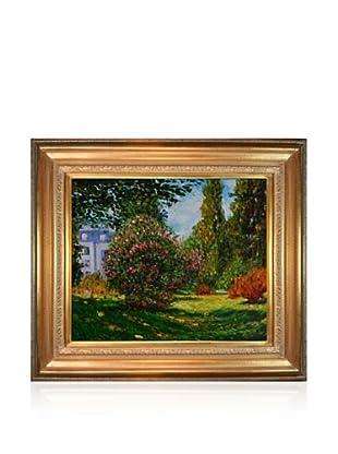 Claude Monet: Il Parco Monceau